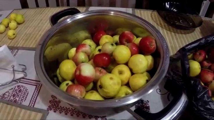 Кальвадос Часть 1: Подготовка яблочной браги