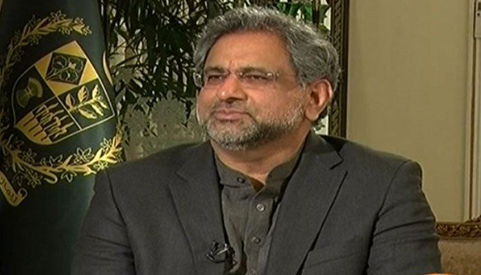 Prime Minister Shahid Khaqan Abbasi has said that he has said in the cabinet and parliamentary meeting that the statement should not b...