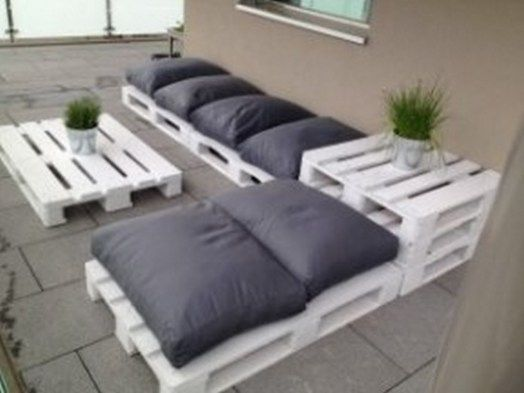 99 Excellent Ideas With Used Wood Pallets (77)
