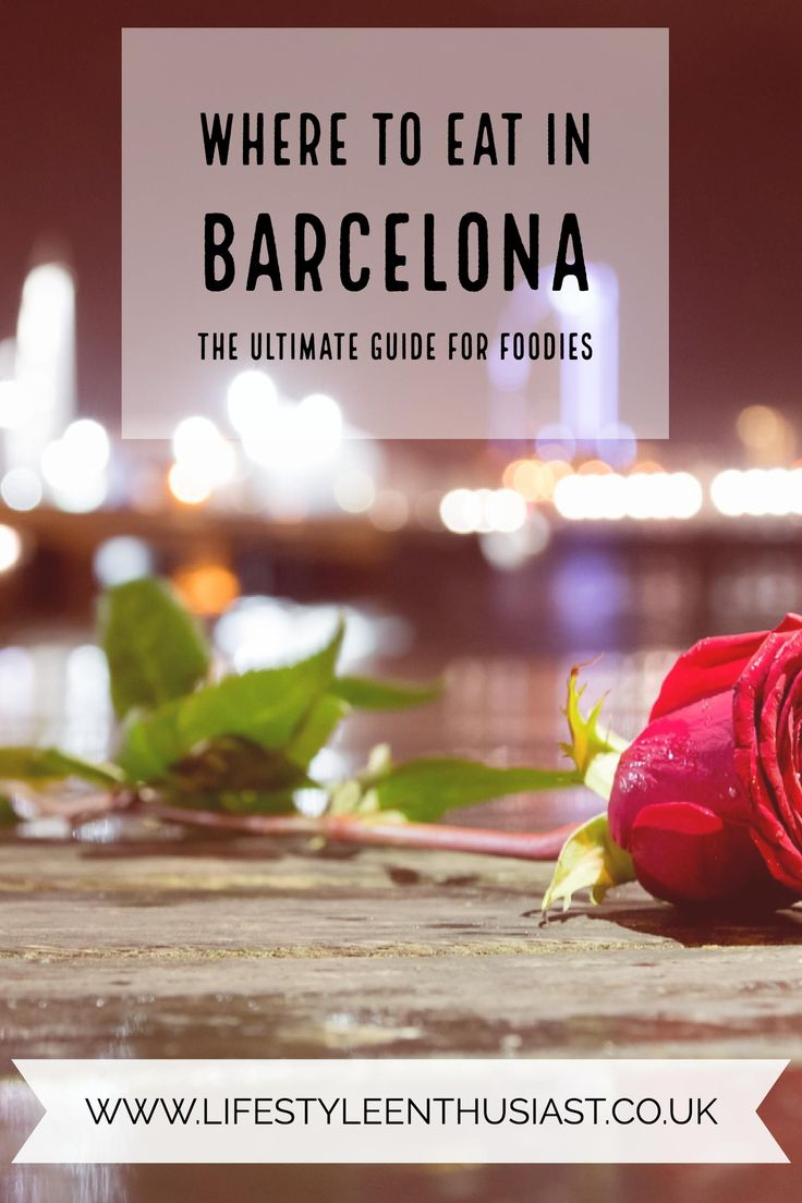 A foodie guide to Barcelona - where to eat in Barcelona, Spain. The ultimate food guide of great restaurants in Barcelona, including what to try across Gracias, Vila de Gracia, Ocata, Barceloneta and more
