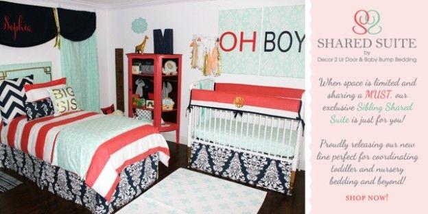 Baby Bump Bedding - Custom Baby Bedding & Nursery Decor Boutique