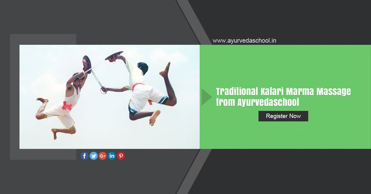 Traditional Kalari Marma Massage from Ayurvedaschool Kannur. http://ayurvedaschool.in/Ayurvedic-Panchakarma-Treatment.html