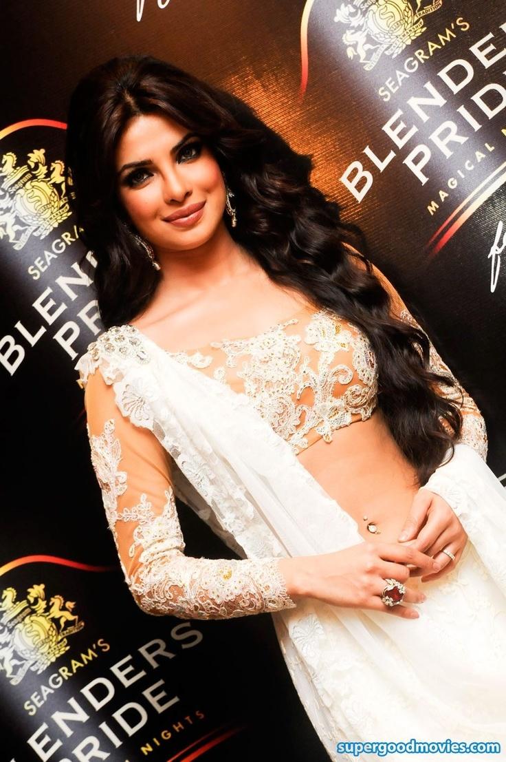 Priyanka Chopra White