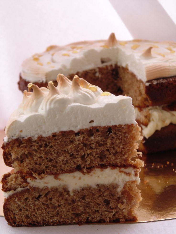 Торт со вкусом Эрл Грей