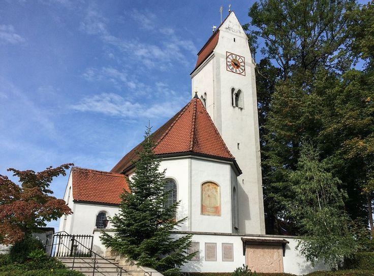 Murnau am Staffelsee-Hechendorf, Filialkirche St. Anna (Garmisch-Partenkirchen) BY DE