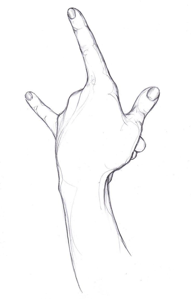 simple hand drawings in pencil easy love drawings in