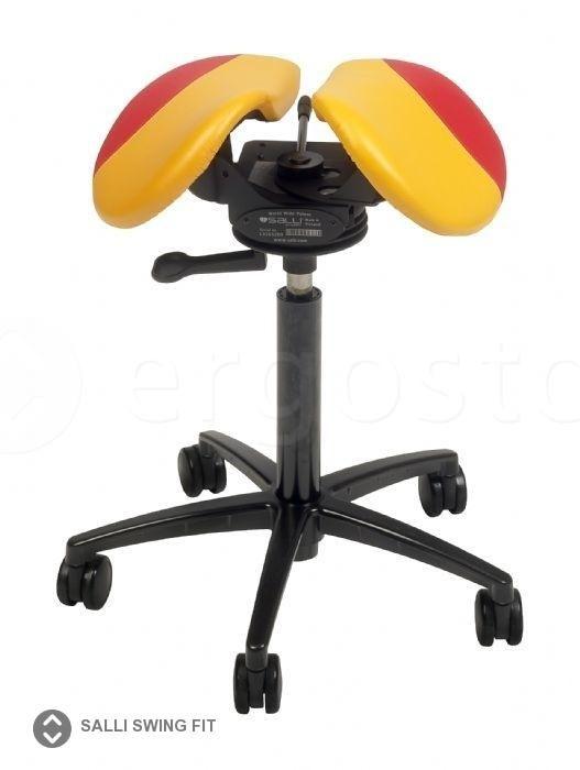 Salli Swing Fit эргономичный стул-седло