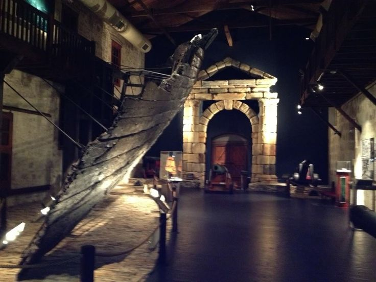 The Shipwreck Galleries, Fremantle