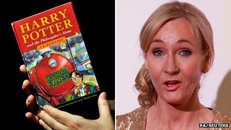 JK Rowling announces Harry Potter stage show!! (click for link to article) HOW DID I NOT KNOW THIS!