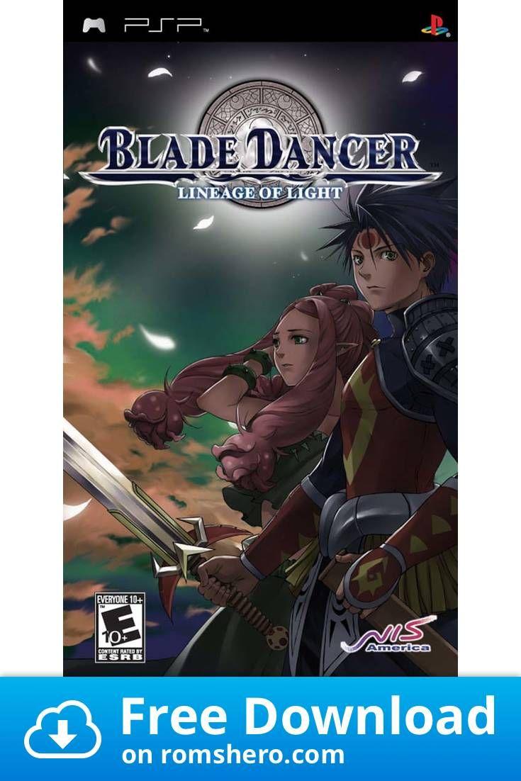 Download Blade Dancer Lineage Of Light Playstation Portable