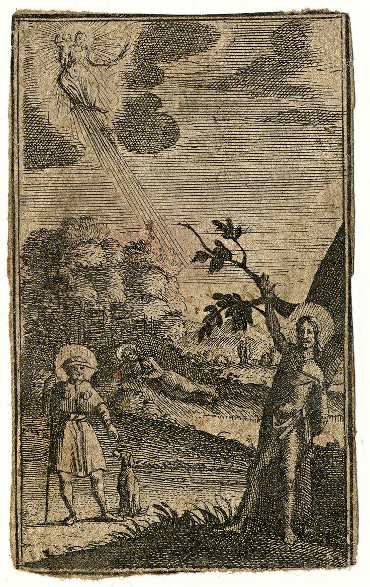 Protimoroví patroni - Patrons against plague