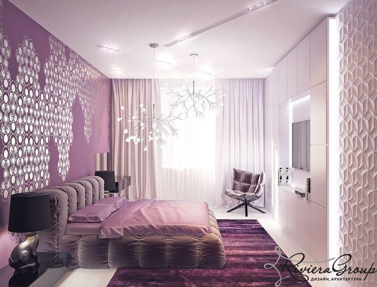 Портфолио: «Млечный путь» - дизайн квартиры в стиле арт-деко