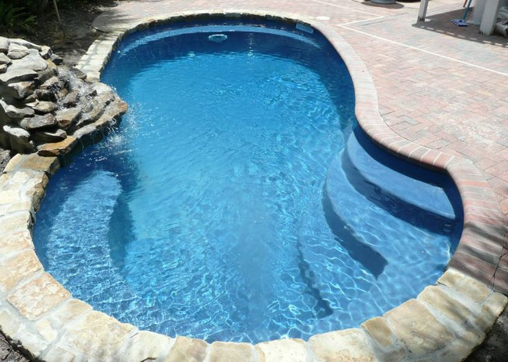 18 Best In Ground Pools Images On Pinterest Above Ground Swimming Pools Fiberglass Pools And