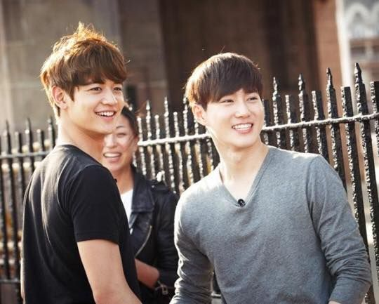 Minho and Suho 'Fluttering India' 2015