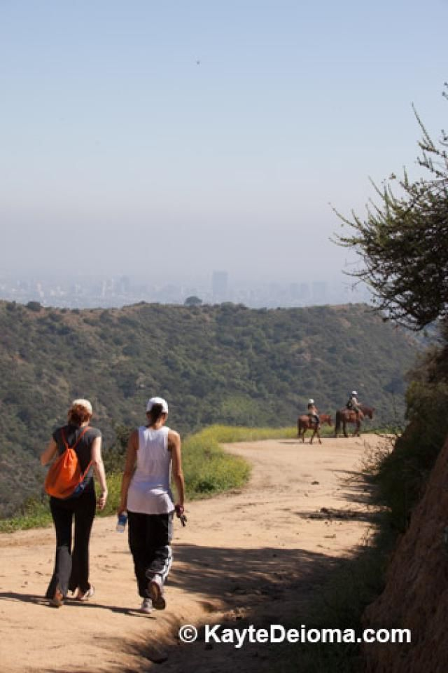 Rock Your Teen's World by Planning the Best LA Vacation Ever: Take Your Teens Hiking in LA