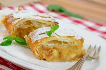 Jablkový závin   Casprezeny.sk