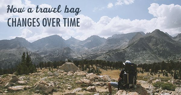 A few veteran travelers share how their bags change over time. Read to find out some of their hard-earned tips on packing (and their stories of travel mishaps!).