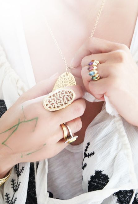 I want the tag pendant so bad!!
