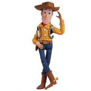 You'll be Sheriff Woody's favorite deputy with this Talking Woody #Action #Figure. - See more at: http://toysgaloreonline.com/toys-games/action-figures-statues/action-figures/toy-story-pull-string-woody-16-talking-figure-disney-exclusive-com/#sthash.HWVrEKBc.dpuf
