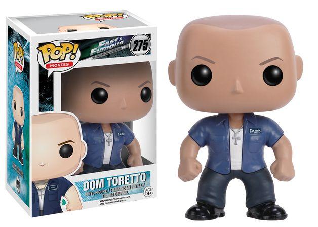 F&F - Dom Toretto Pop! Vinyl Figure