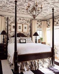 Luscious Style: Bedrooms   MyLusciousLife. Wallpaper CeilingToile ...