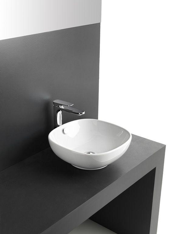 71 besten Gäste-WC Bilder auf Pinterest Gast, Gäste wc und - glasbilder für badezimmer