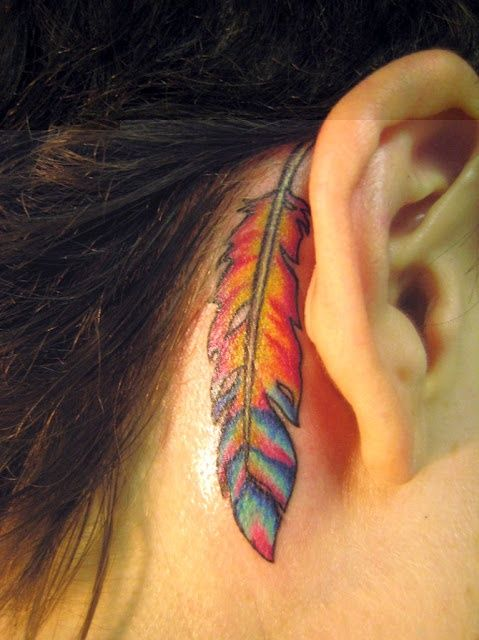 Not really into tattoos...but I like this one  ThanksHippie Tattoos - Here Are Todays Top Hippie Tattoo Designs - baid - Zimbio awesome pin