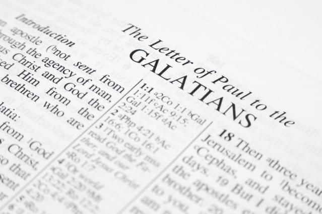 The book of Galatians warns that we are not saved by obeying the Law but by faith in Jesus Christ, teaching us how to be free from the burden of the Law.