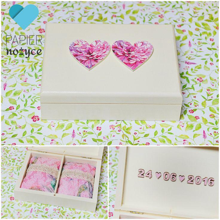 Zamówienie indywidualne, teżmożesz skomponować swoje pudełko! :) http://papier-nozyce.pl/pl/i/Zamow-swoj-wzor/12