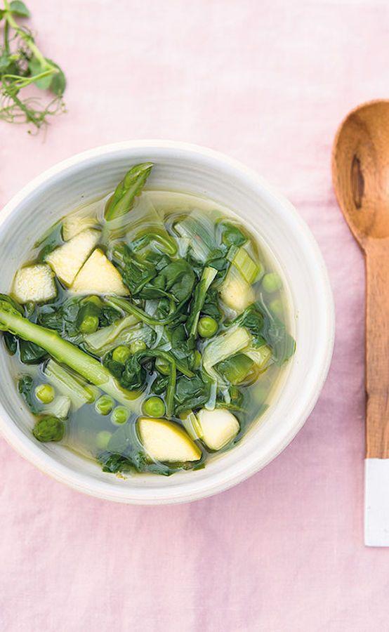 healthy breakfast soup