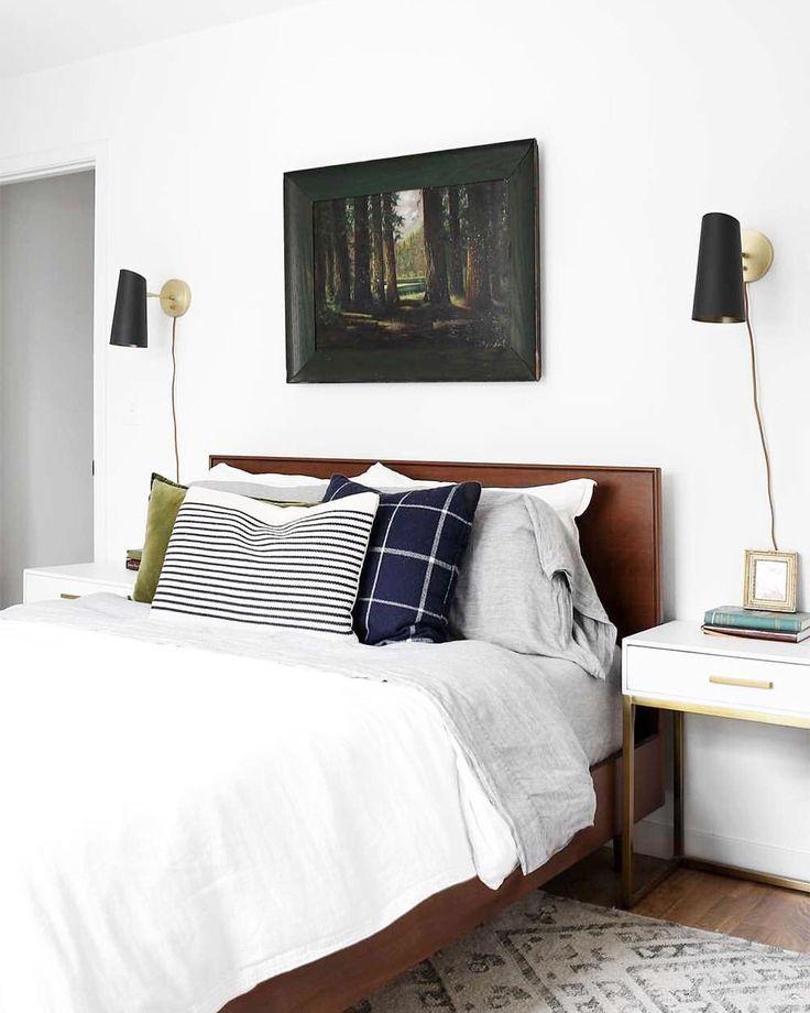 Best 25+ Masculine Master Bedroom Ideas On Pinterest