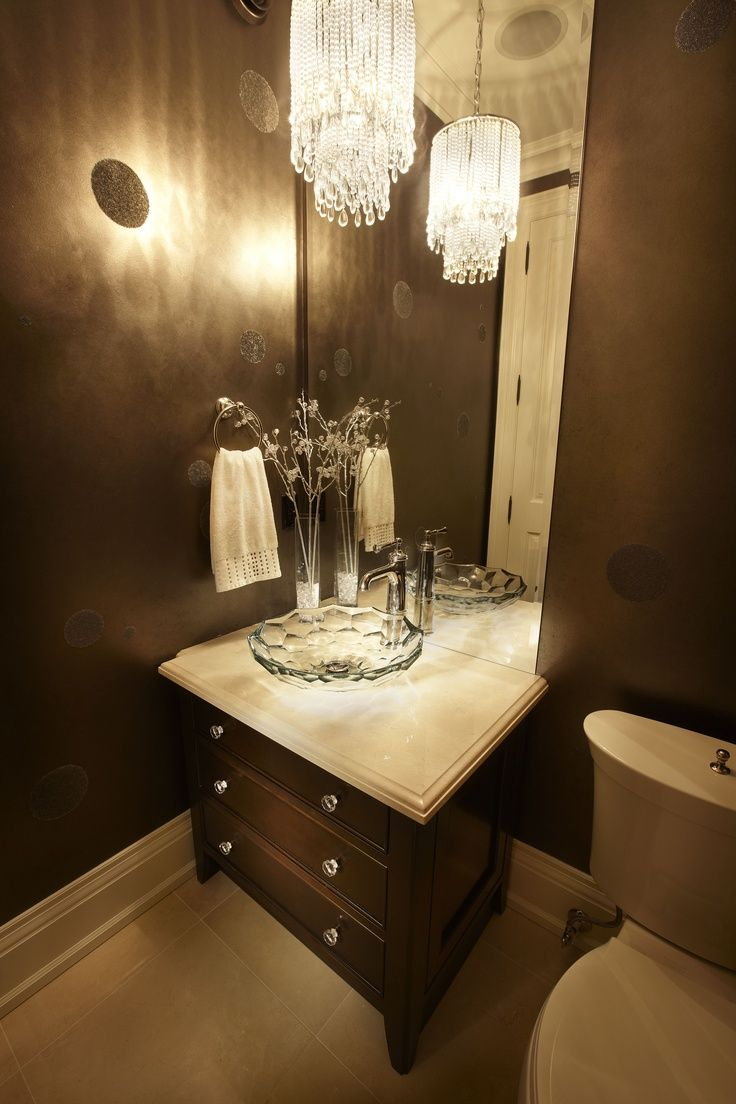Transitional Style Bathrooms   transitional style powder room by  quot Parkyn Design quot  www parkyndesign. 1000  images about new bathroom on Pinterest