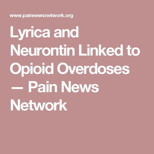 neurontin overdose death