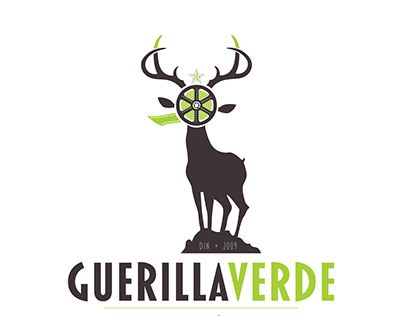 "Check out new work on my @Behance portfolio: ""Logo proposal for GUERILLA VERDE - eco movie caravan"" http://be.net/gallery/32265055/Logo-proposal-for-GUERILLA-VERDE-eco-movie-caravan"