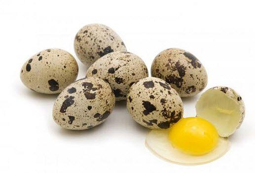 Польза перепелиных яиц для женщин