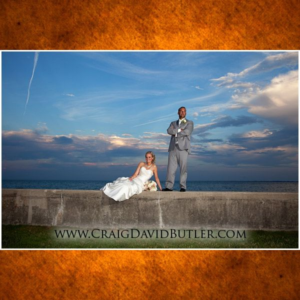 Amanda Brian July Michigan Wedding Photography Grosse Pointe Detroit Same Day Edit Video War Memorial