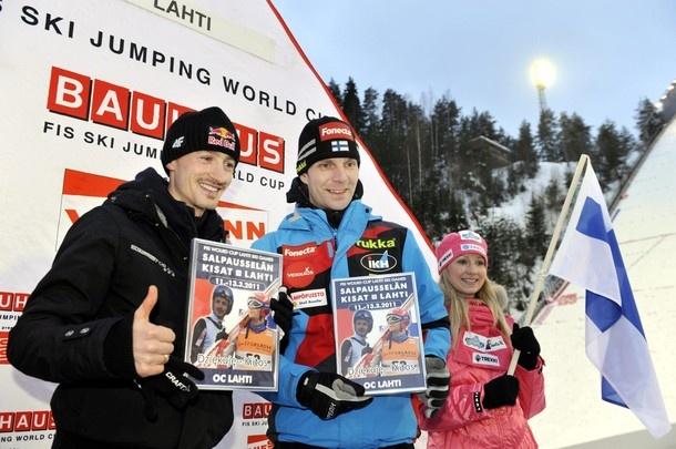 Adam Małysz&Janne Ahonen