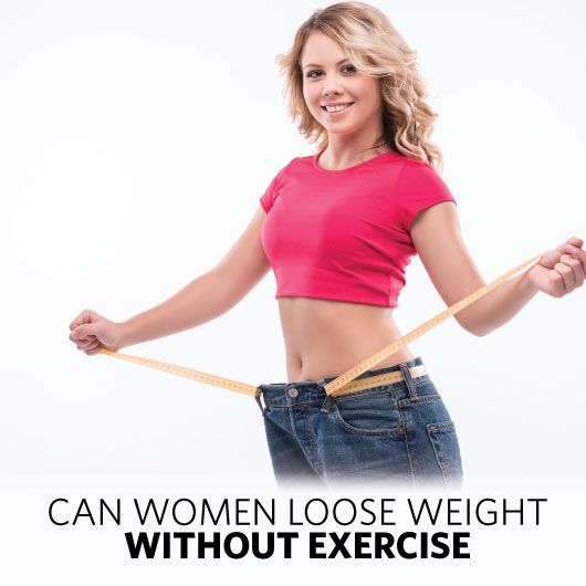 Every body wants to lose weight but nobody wants to go for exercising. Does that sound familiar? This is the story of every second women willing to lose weight without exercise. But is it even remotely possible? Lets find out! #weightloss #women #nodiet #noexercise