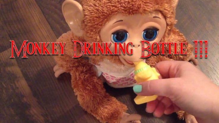 Furreal Friends Cuddles My Giggly Monkey Baby Unboxing HD (2016)