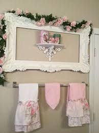 Image result for shabby chic bathroom
