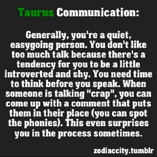 Daily Horoscope Taureau- Pin Physical Character Traits on Pinterest