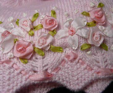Crafty Ribbons | Ribbon Embroidery