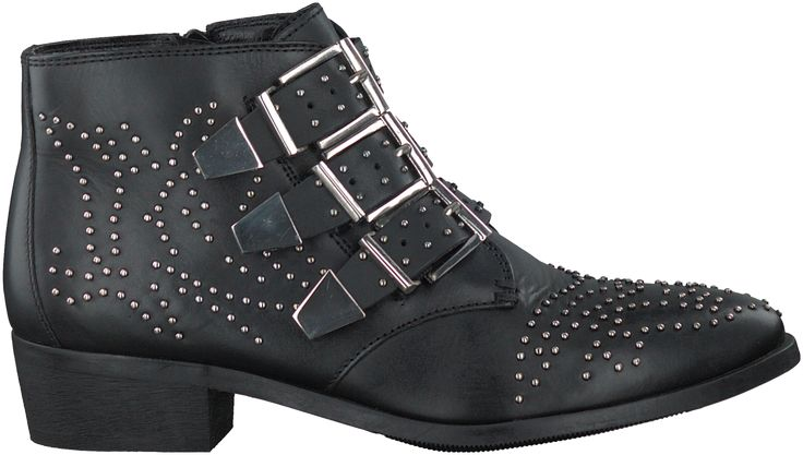 Zwarte Bronx Boots 43771