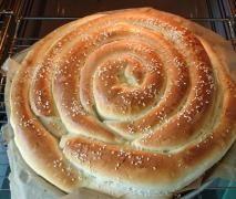 Acma - türkisches weiches Brot
