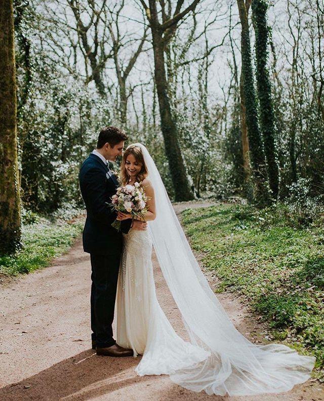 REAL TEMPERLEY BRIDE... Welsh Beauty Kellie Wearing The