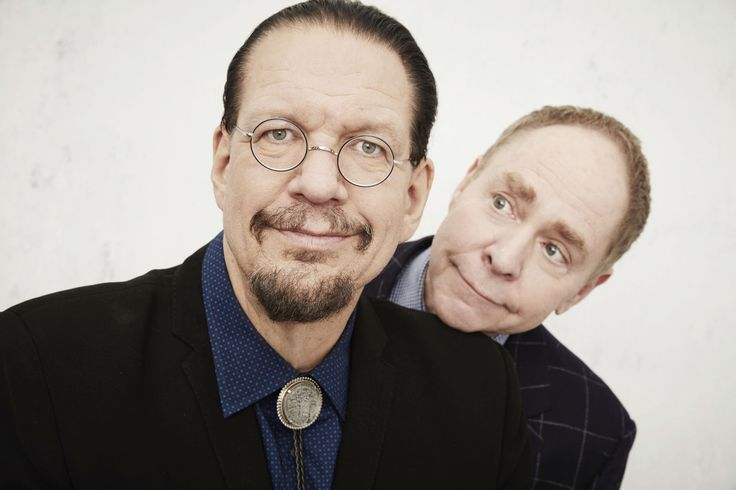 How Magician Penn Jillette Lost 100 Pounds Eating Only 2 Things  - Delish.com