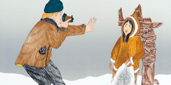 Canadese Inuit Kunst | Museum Volkenkunde