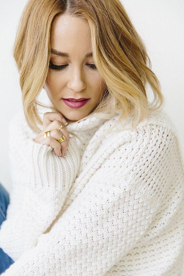 This Season's Staples: The Turtleneck Sweater