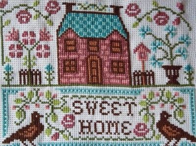 Free Patter:  Home Sweet Home