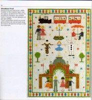 "Gallery.ru / Mosca - Альбом ""Moderne kruissteek-motieven УЛУЧШЕНО"""